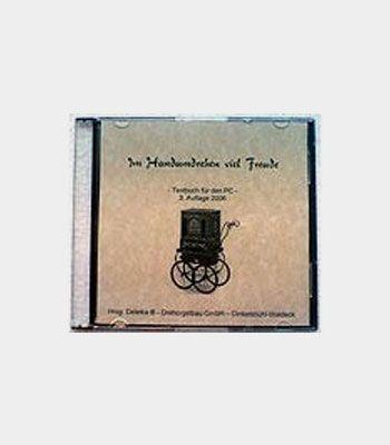 Lieder – Texte – CD
